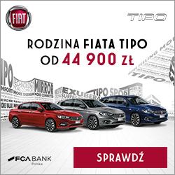 FIAT TIPO - Reklama